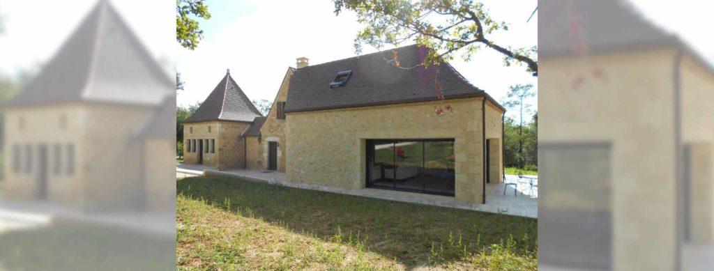 Construction de maison individuelle à Souillac